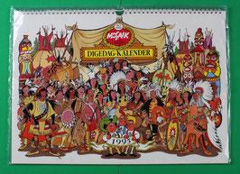 Digedag-Kalender 1995 neuwertig & eingeschweißt