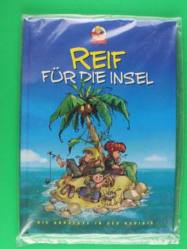 Reif für die Insel - Die Abrafaxe in der Karibik 2005 neuwertig & eingeschweißt