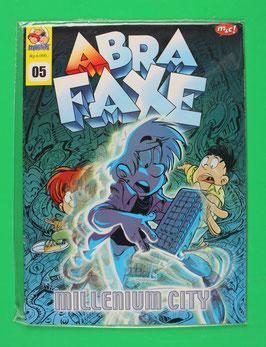 Die Abrafaxe indonesische Ausgabe Nr. 5 2001  neuwertig & eingeschweißt