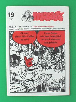 Dörsch Lesezirkel Nr. 233 1995 sehr selten guter Zustand, Heft mit Gebrauchsspuren