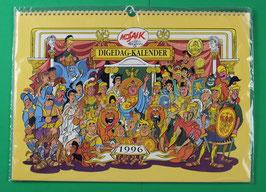 Digedag-Kalender 1996 neuwertig & eingeschweißt