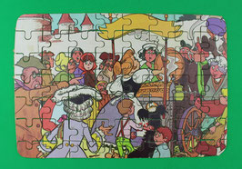 Abrafaxe schönes Puzzle aus DDR-Zeiten Nr. III
