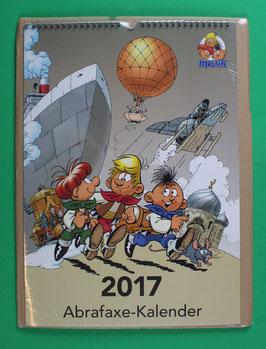 Abrafaxe-Kalender  von 2017  neuwertig & eingeschweißt
