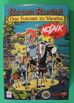 CD Hörbuch mit Begleitbuch