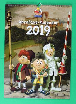 Abrafaxe-Kalender  von 2019  neuwertig & eingeschweißt