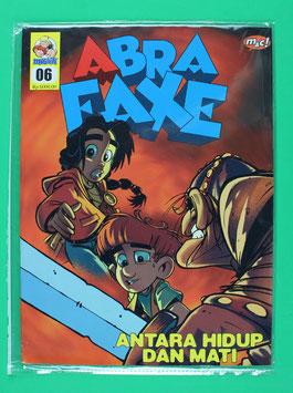 Die Abrafaxe indonesische Ausgabe Nr. 6 2001  neuwertig & eingeschweißt