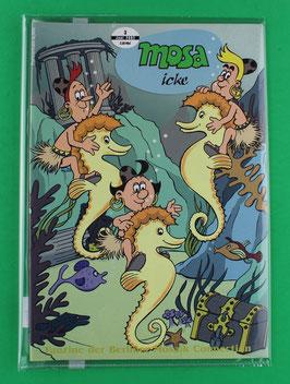 Fanzine Mosa-icke Nr. 3  2002  neuwertig & eingeschweißt
