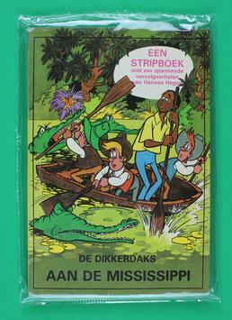 Digedags Mosaikbuch Aan de Mississippi Holland schöner Zustand eingeschweißt