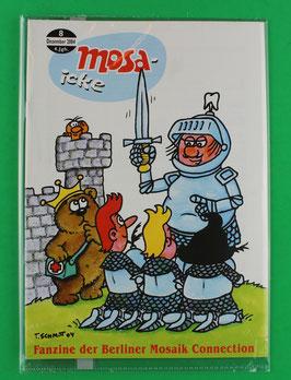 Fanzine Mosa-icke Nr. 8  2004  neuwertig & eingeschweißt