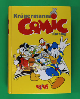 Krägermann's Comic Katalog 97/98 mit Mosaik