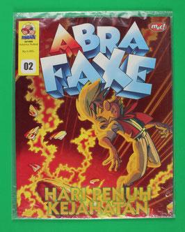 Die Abrafaxe indonesische Ausgabe Nr. 2 2001  neuwertig & eingeschweißt
