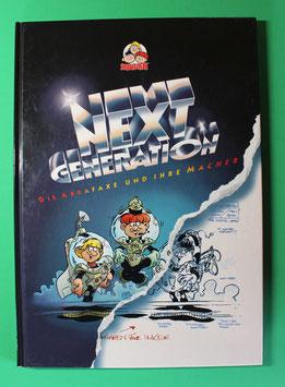 Abrafaxe Next Generation 1. Auflage 1996