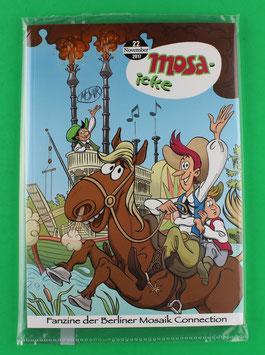 Fanzine Mosa-icke Nr. 22 2017      neuwertig & eingeschweißt
