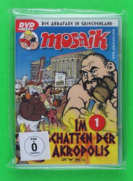 DVD Video Im Schatten der Akropolis