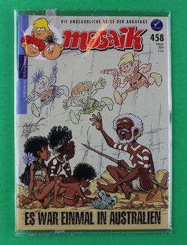 Abrafaxe Variant-Cover Nr. 458  Kioskausgabe und eingeschweißt