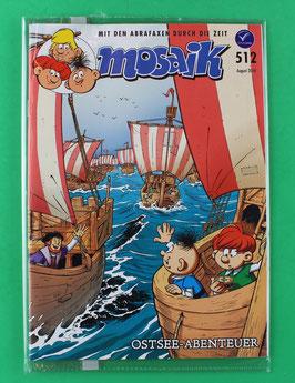 Abrafaxe Variant-Cover Nr. 512  Topzustand und eingeschweißt