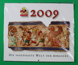 Kalender Abrafaxe   Die Sagenhafte Welt der Abrafaxe  von 2009 neuwertig & eingeschweißt