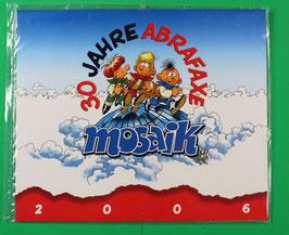 Kalender Abrafaxe   30 Jahre Abrafaxe  von 2006 neuwertig & eingeschweißt