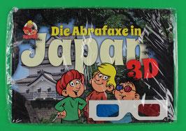Die Abrafaxe in Japan 3D eingeschweißt 2013