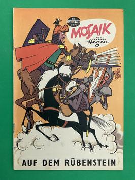Original Mosaik der Digedags Exportheft Nummer 98 ohne Impressum!