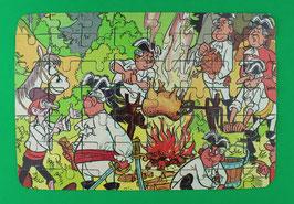 Abrafaxe schönes Puzzle aus DDR-Zeiten Nr. IV