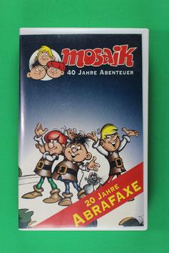 Videokassette 20 Jahre Abrafaxe