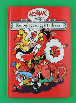 Mosaikbuch Mozaik Különlegessegek tarhaza Nr. 7 Ungarn neuwertig