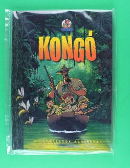 Kongo die Abrafaxe in Afrika ungarische Ausgabe 2003 - neuwertig & eingeschweißt
