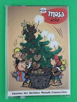 Fanzine Mosa-icke Nr. 2  2001 neuwertig & eingeschweißt