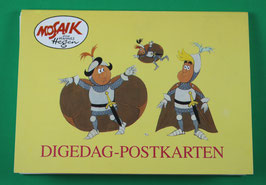 Digedags Postkarten-Set