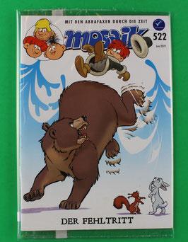 Abrafaxe Variant-Cover Nr. 522  Topzustand und eingeschweißt