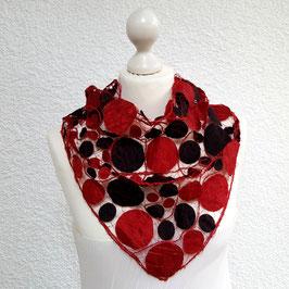 Loop schwarz/ rot
