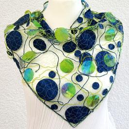 Loop blau/ grün