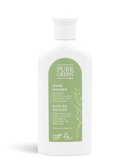 Pure Green Med - Basic Care - Mundwasser 250 ml