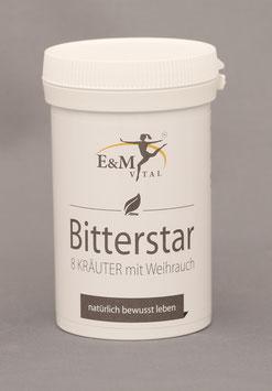 E&M Vital Bitterstar 8 Kräuter mit Weihrauch 80 Kapseln