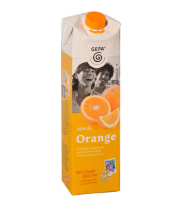 Fairtrade Merida Orangensaft 1 l