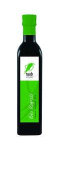 Raab Bio Rapsöl 500 ml