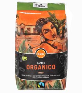 Fairtrade Kaffee Organico Mild Bohne 500 g kbA