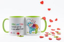 Tasse Elefant
