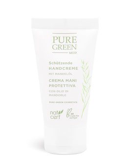 Pure Green Med - Basic Care - Schützende Handcreme 50 ml