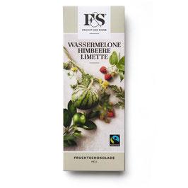 Frucht & Sinne Helle Wassermelone-Himbeer-Limette 50 g