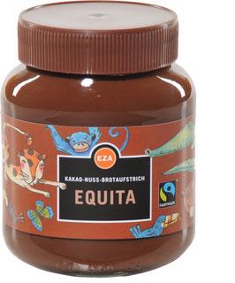 Fairtrade Equita Kakao-Nuss Aufstrich 400 g