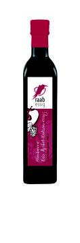 Raab Bio Apfel-Balsamessig Himbeere 250 ml