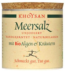 Khoysan Meersalz mit Bio Algen & Kräutern