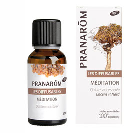 Pranarom – Meditation 30 ml