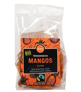 Fairtrade Mangos getrocknet 100 g kbA