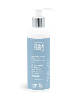 Pure Green Med - Sensitive Care - Körperlotion Sensitiv 200 ml