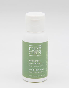 Pure Green Med - Basic Care - Reinigendes Hygienegel antibakteriell