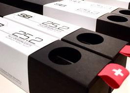 Alu-Designleiste inkl. 2R/2K Zubehör