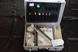 Tortenwerkzeug mit Koffer